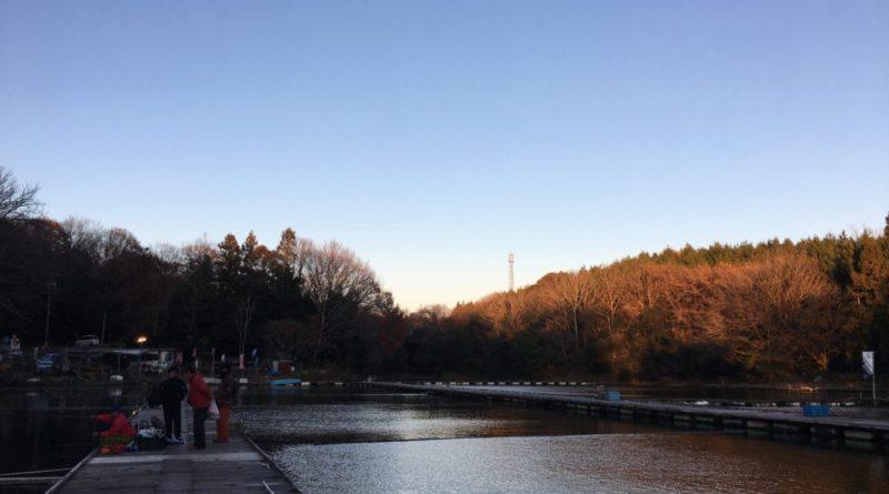 【へらぶな釣り】ひだ池で納竿儀式